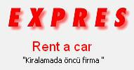 expres rent a car oto kiralama